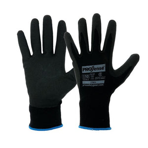 Stinga PVC coated gloves