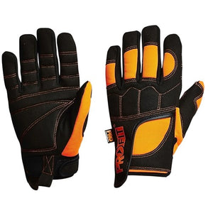 Provide anti-vibration gloves