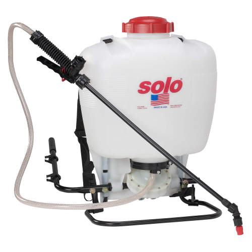Solo 15 litre backpack pressure sprayer
