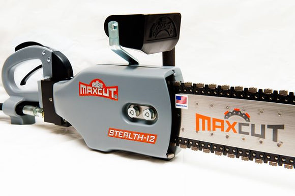 Maxcut hand held barsaw power head.