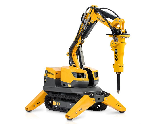Brokk 70 demolition robot