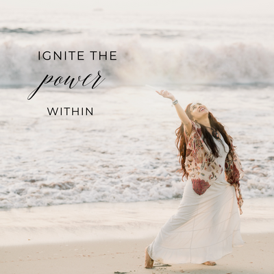 Ignite the power within 6 week transformational program