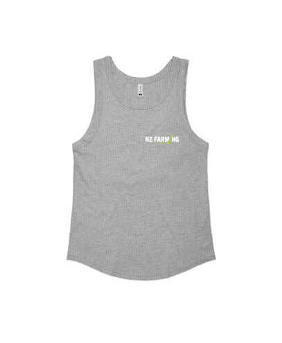 Womens Singlet - NZ Farming Store