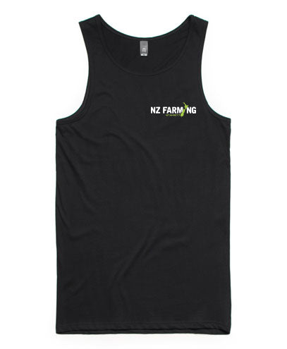 Mens Singlet - NZ Farming Store