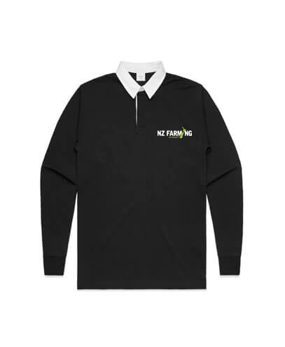 Long Sleeve Polo - NZ Farming Store