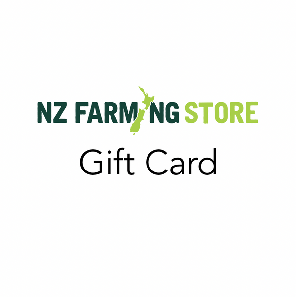 Gift Card - NZ Farming Store