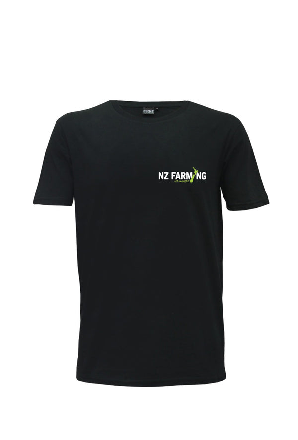 Mens Tee - NZ Farming Store