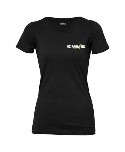 Womens Tee - NZ Farming Store