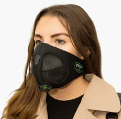 Person wearing Stealth N99