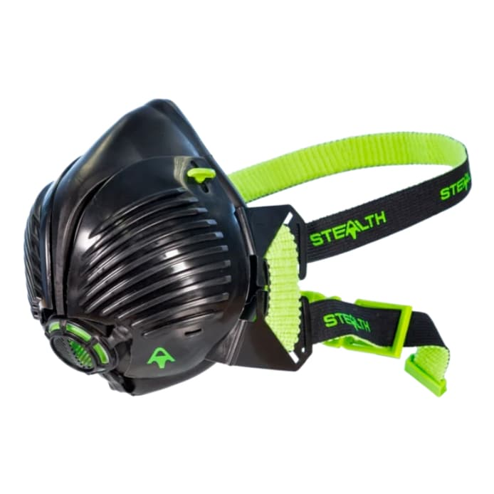 Stealth respirator N100 facemask