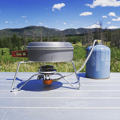 AceCamp camping stove