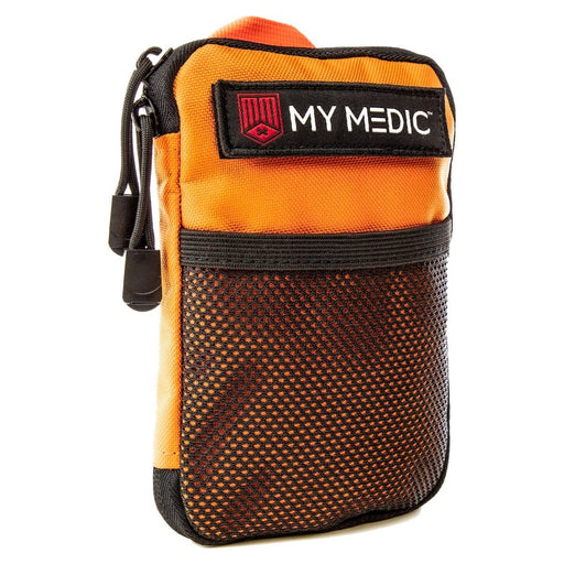 The Solo: Basic mini first aid kit (ORANGE) by MyMedic