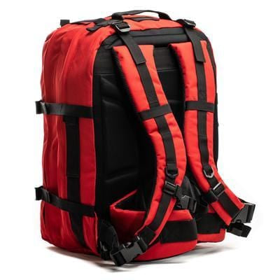 Back of The Medic: Advanced first aid and trauma kit tactical backpack