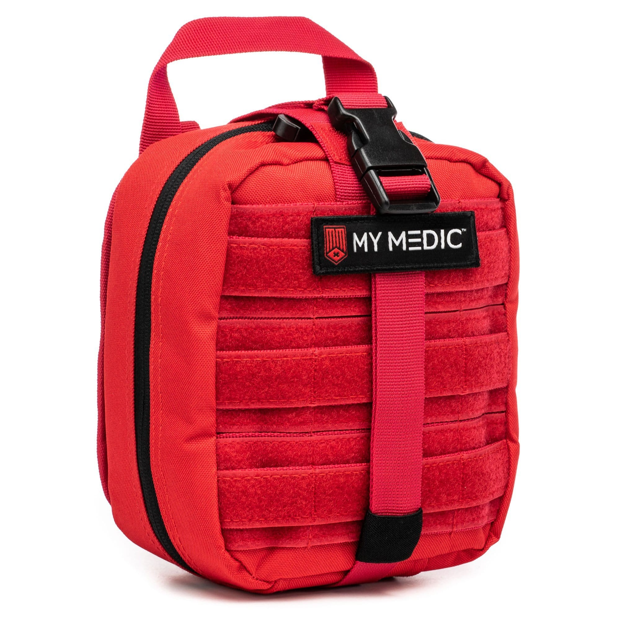 MyFAK: Advanced Individual First Aid Kit [IFAK] by MyMedic (color: RED)