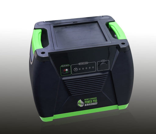 Power Pod ELITE [Solar Backup Battery]