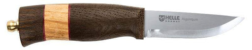 Helle Algonquin handmade field knife