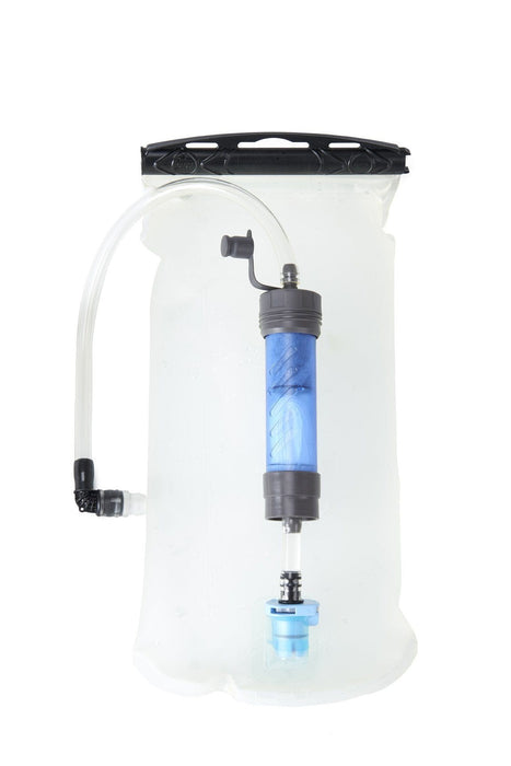 LifeStraw Flex survival water filter and hyrdation pack