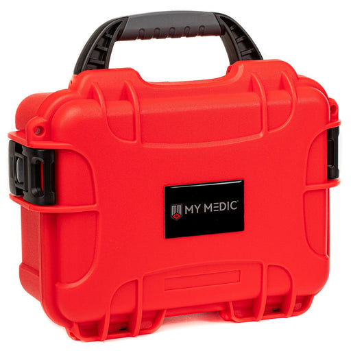 Boat Medic [Waterproof First Aid Kit] by MyMedic (RED)