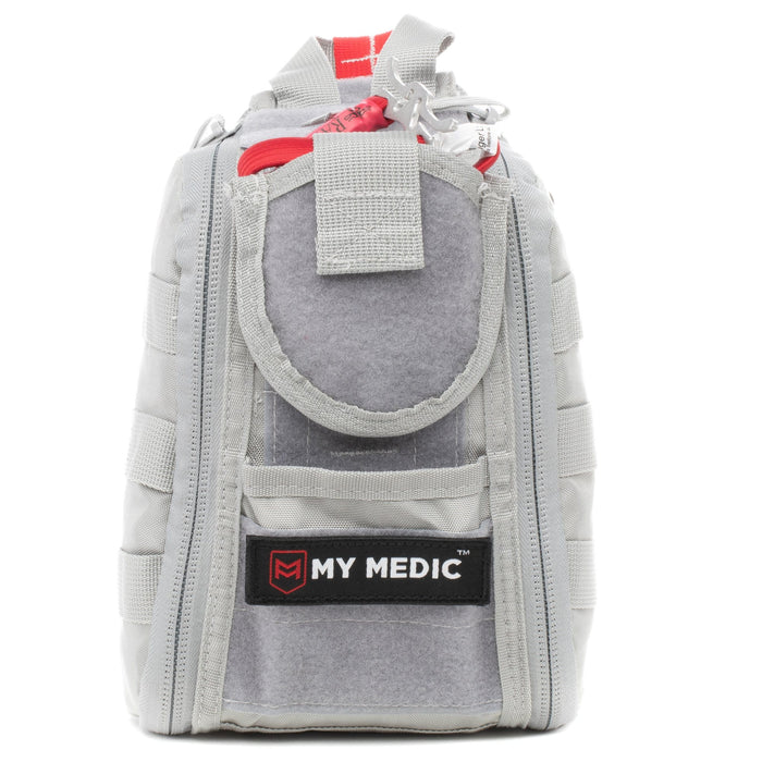 """The Patrol"" everyday carry trauma kit by MyMedic (Silver)"