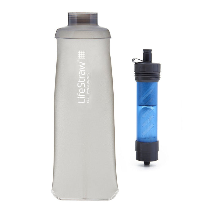 LifeStraw Flex 22 oz Collapsible Water Filter Bottle