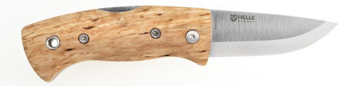 Helle Kletten - handmade everyday carry folding knife by Helle @ Tredless.com