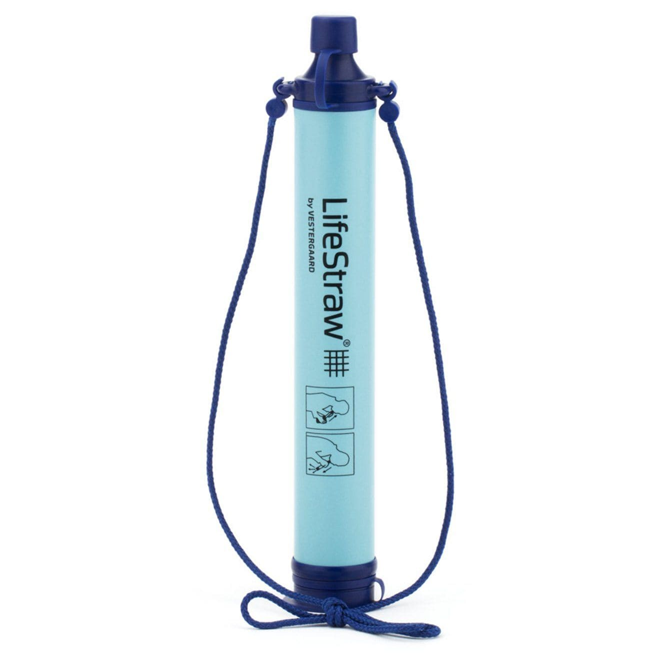 LifeStraw Personal Survival Water Filter and Emergency Water Filter