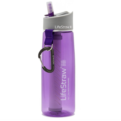LifeStraw Go [22 oz Water Filter Bottle]