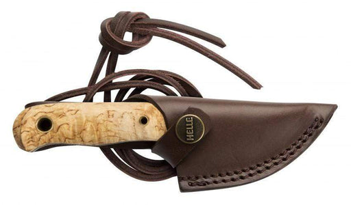 "Helle Mândra multi-use neck knife by ""Survivorman"" Les Stroud and Helle knives @ Tredless.com"