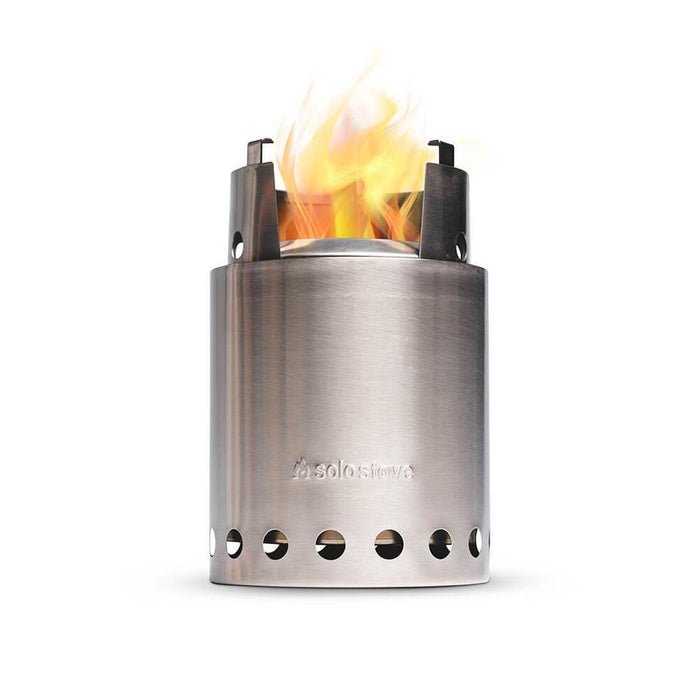 Solo Stove TITAN Stainless Steel Wood Burning Camp Stove