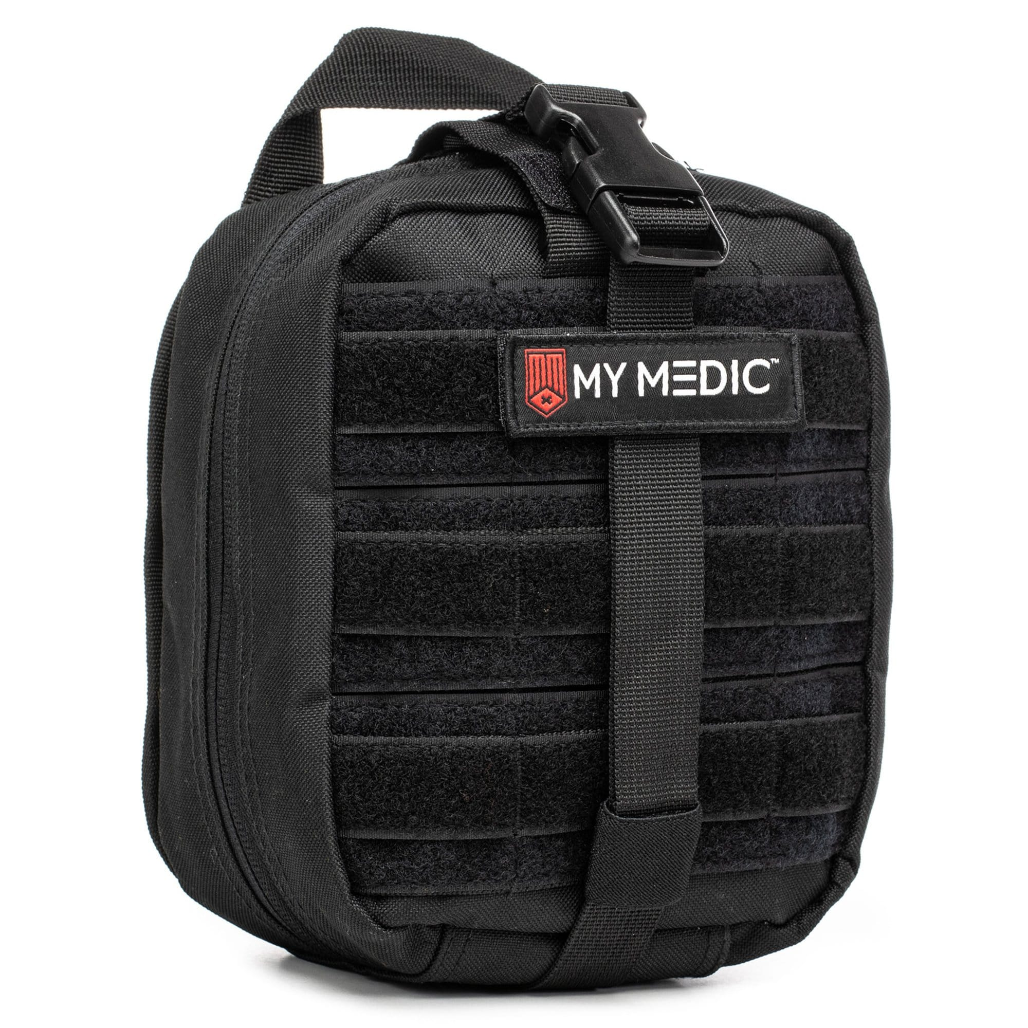 MyFAK: Advanced Individual First Aid Kit [IFAK] by MyMedic (color: BLACK)