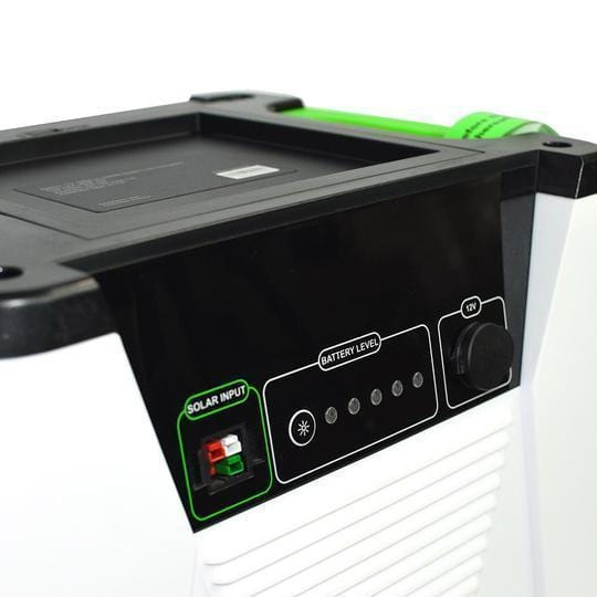 Nature's Generator Power Pod w/ 12V 100Ah sealed lead acid battery