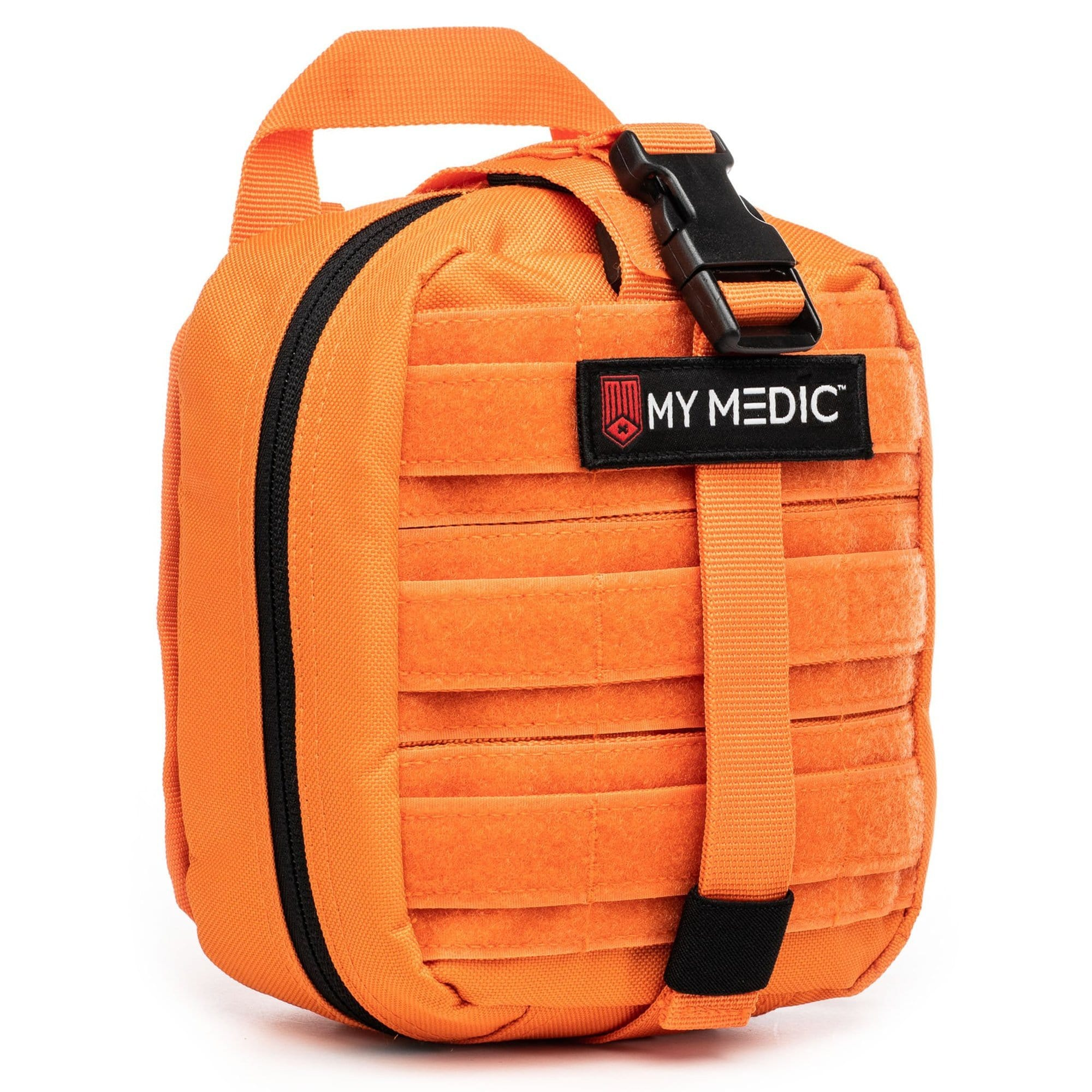 MyFAK: Basic Individual First Aid Kit [IFAK] by MyMedic (color: ORANGE)