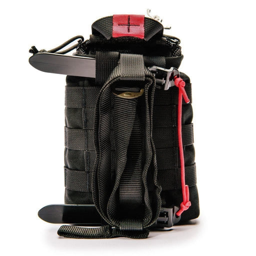 "Back of ""The Patrol"" everyday carry trauma kit by MyMedic"
