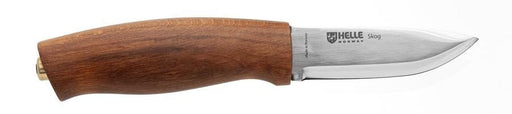 Helle Skog handmade wood carving knife