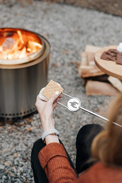 Solo Stove Smokeless Fire Pit ROASTING STICKS for roasting marshmallows and making S'mores