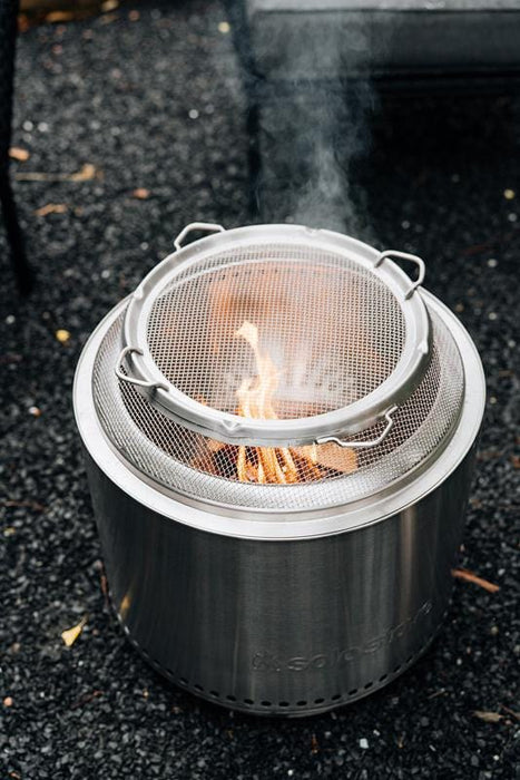 Solo Stove RANGER Smokeless Fire Pit and Shield