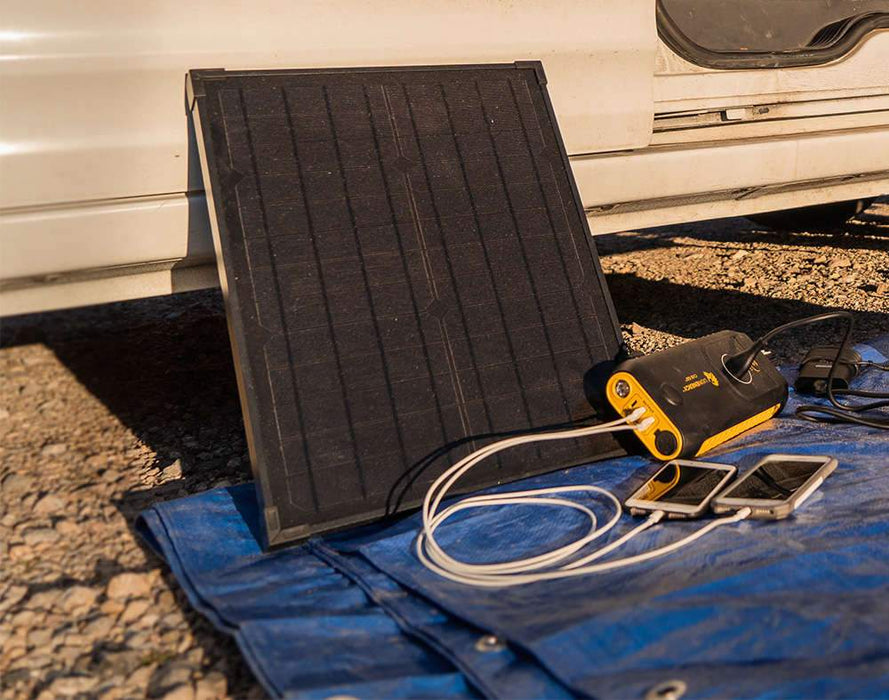 GO 20 20w Portable Solar Panel by Lion Energy