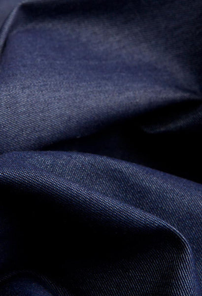 Capellini Navy Shirt Cavour & Cobs Fabric Folded