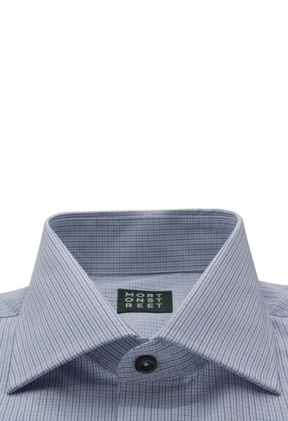 Castor Check Shirt Morton Street Collar