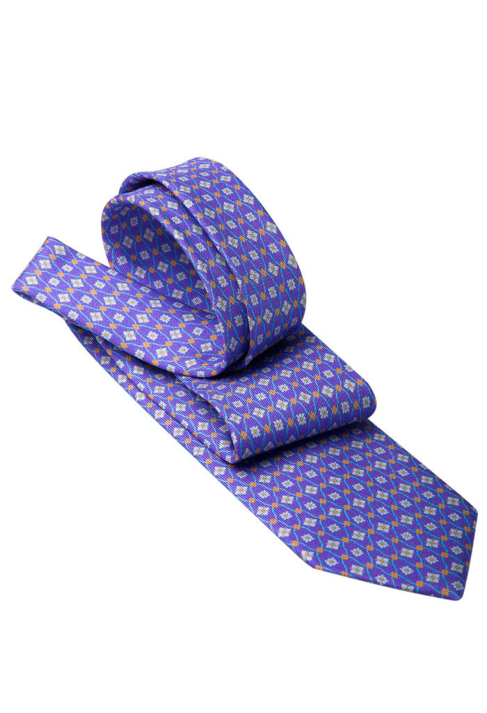 Cavour & Cobs Terre Tie Folded