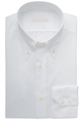 Duino White Shirt Cavour & Cobs Folded