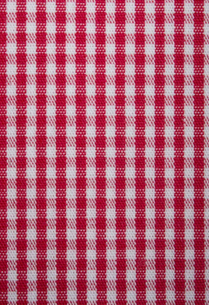 Lamington Red Check Shirt NYMB Fabric