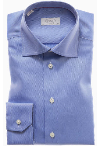 Rosan Blue Shirt ETON
