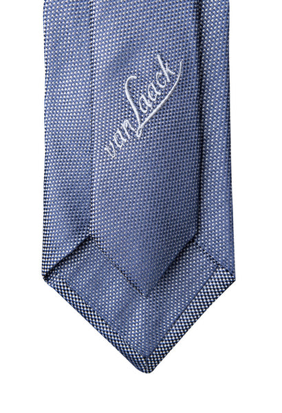 Van Laack Light Blue Tie Label