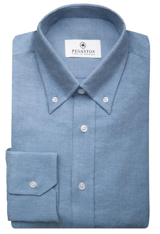 Bob Blue Denim Shirt Pegaston