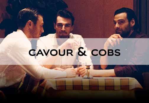 Cavour & Cobs Italian Shirts Tailor & Tales