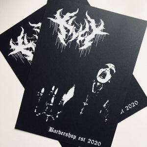 Kvlt Hair Art Prints