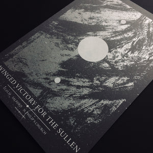 A Winged Victory For The Sullen • Death Rattle Press