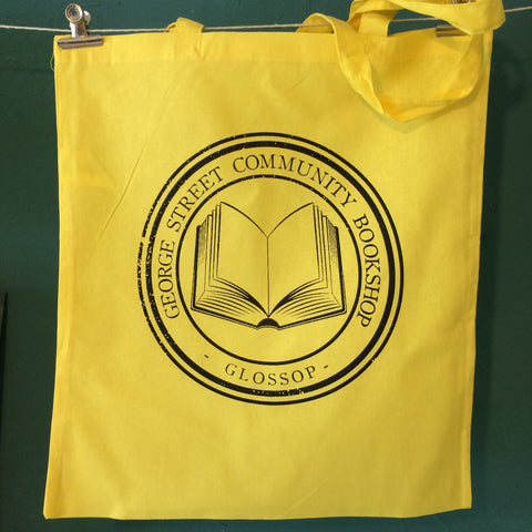 Dark Peak Press / George Street Community Bookshop / Tote Bag