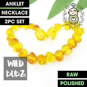 WILD BUBZ® Golden Honey Bud Baltic Amber ★★★★★